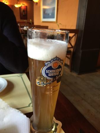 hervorragende Getränke - Bild von Restaurant im alten Speicher ...
