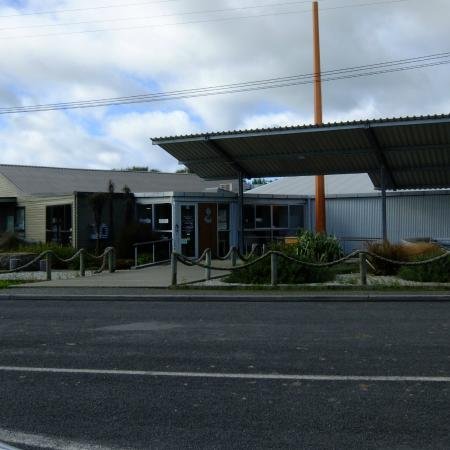 Owaka Museum and Catlins Information Centre : Top Museum at Owaka