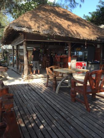 Kirati Beach Resort : Kirati Beach Bar