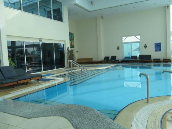 Sierra Sharm El Sheikh Indoor Pool And Spa Area