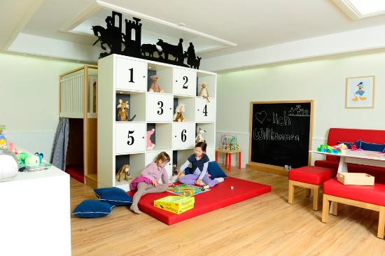 Best Western Premier Parkhotel Kronsberg: Kinderspielbereich