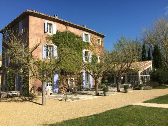 La Bastide Rose : vista della casa