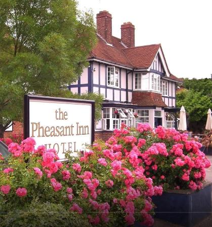 The Pheasant Inn: Pheasant Frontage