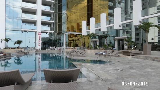 Foto de Hilton Panama, Ciudad de Panamá: PISCINA - TripAdvisor