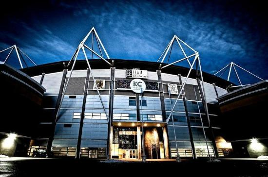 ‪The KC Stadium‬