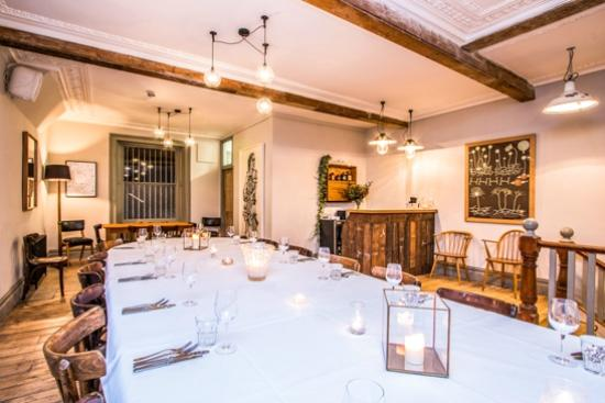 Zazus Kitchen Private Dining Room Upstairs Please Ask For Availability