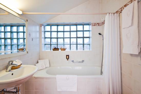 Hôtel des Horlogers : Salle de bain