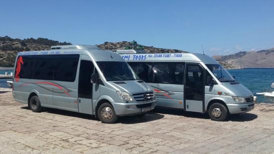 Symi Tours