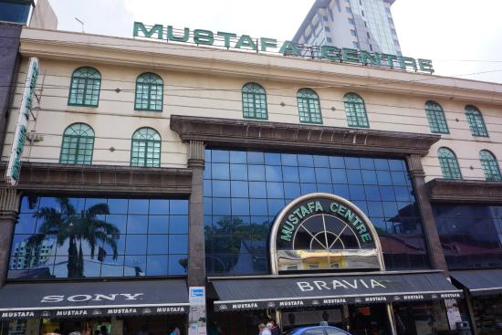 Mustafa center forex rate