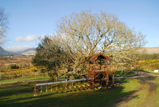 Eclipse Ireland Holiday Homes, Equestrian & Activity Centre: Tree House
