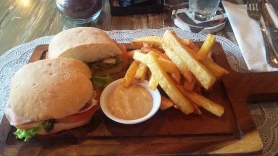 Sandwich The Man - Foto di The Dusty Cafe, Seminyak - TripAdvisor