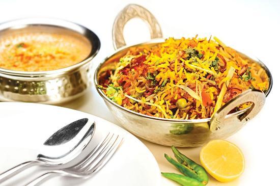 Eden Residency: Hyderabadi Biryani
