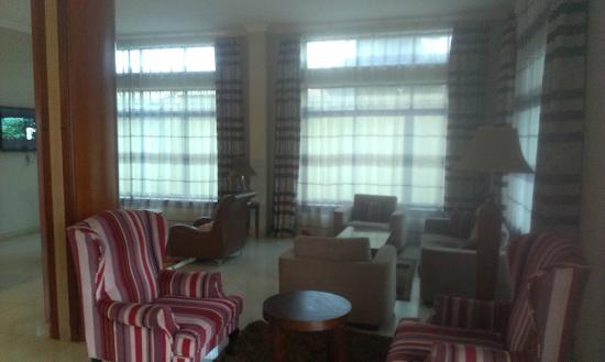 Silver Palm Hotel: lobby
