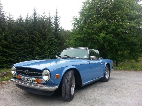 Kennels Cottage Bed & Breakfast: The TR6