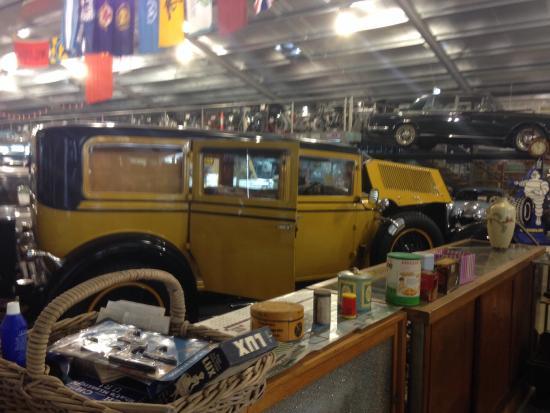 Campe's Motor Museum