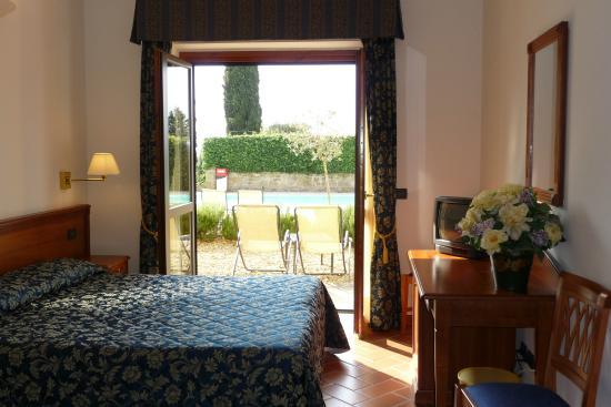 Villa dei Bosconi : Hotel room