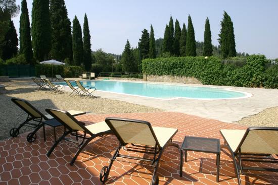 Villa dei Bosconi : Garden