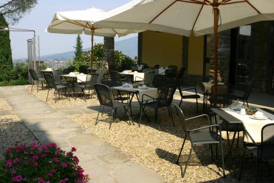 Villa dei Bosconi : Terrace