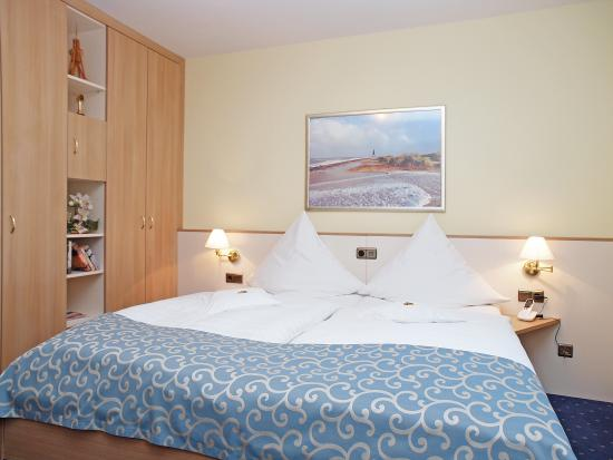 Haus Thorwarth - Hotel-Garni: Zimmeransicht