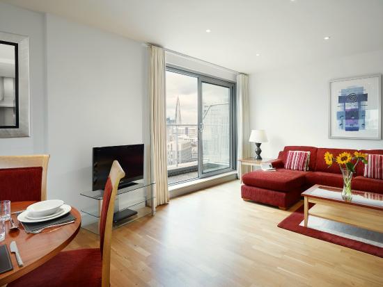 bathroom bild von marlin apartments aldgate london