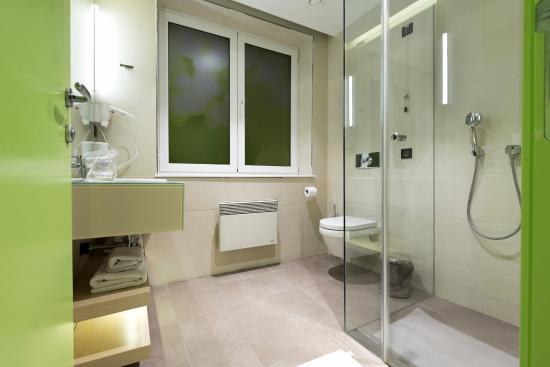 Hotel Argo : Kupatilo