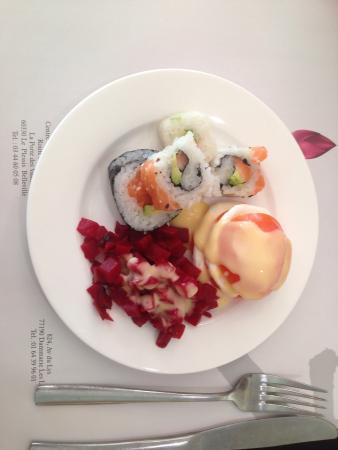 restaurant wafu dans avignon avec cuisine japonaise