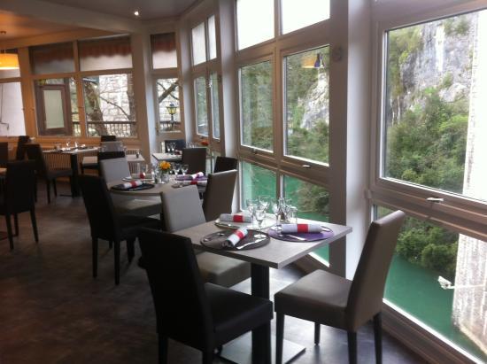 Rome: Nouvelle salle de restaurant