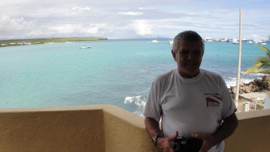Estrella del Mar Hotel: Desde el balcon 2