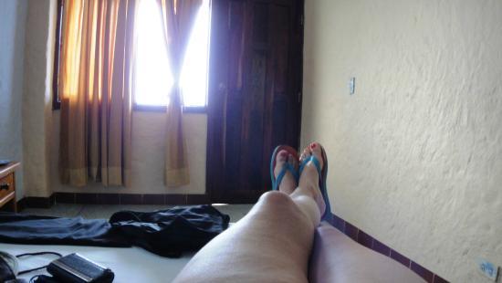 Estrella del Mar Hotel: Mi Apto n-12 Habitacion de adelante