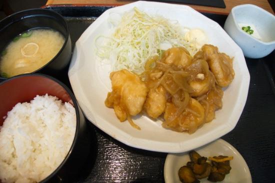 Local Drinks & Soba Kyofu Oden Sangendo Minatomirai
