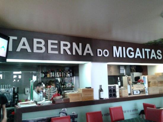 UNO DE LOS COMEDORES,ABRIL-2015 - Picture of Taberna do Migaitas ...