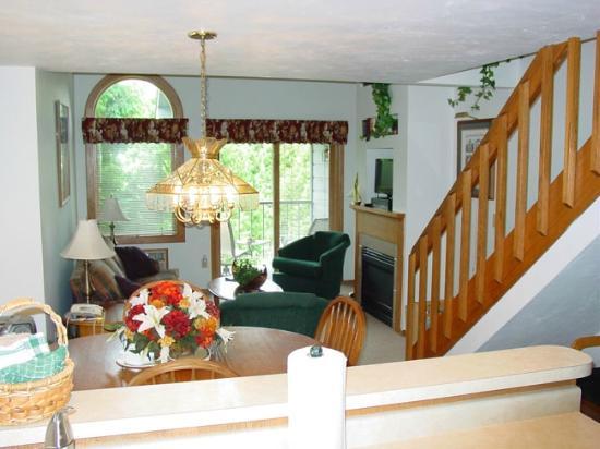 Ephraim Guest House: Condo with Loft