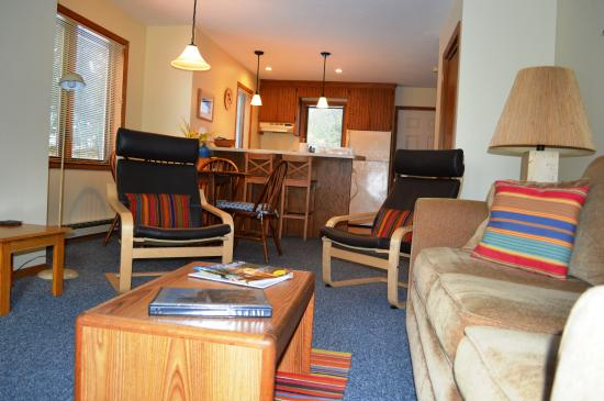 Ephraim Guest House: Our One Bedroom Condo