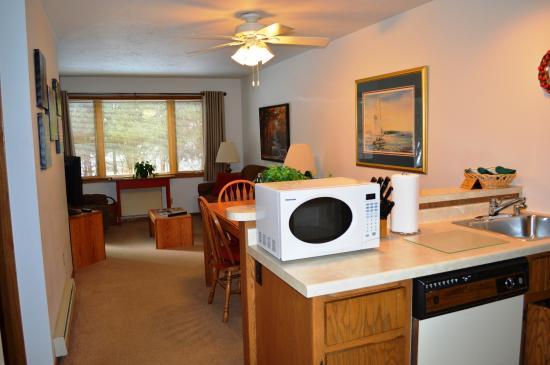 Ephraim Guest House: Condominium Suite