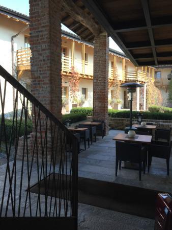 Hotel Mulino Grande: мы идем на завтрак