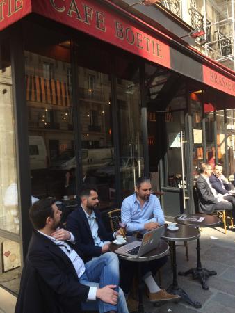 Cafe Boetie
