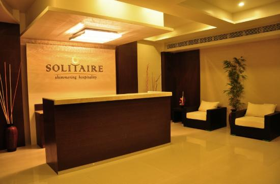Hotel Solitaire: Reception