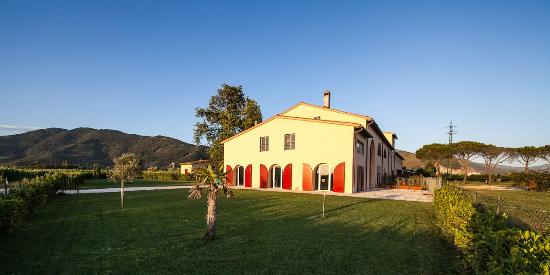Villa Sant Agata Pisa