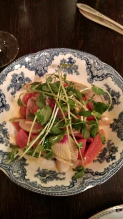 Fairsted Kitchen: Citrus and Radish Salad