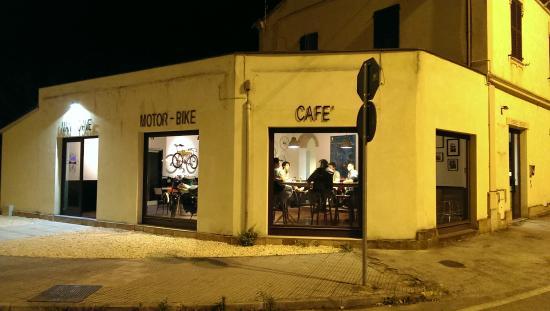 Bar Man Cave Jesi : White black picture of man cave cafe jesi tripadvisor