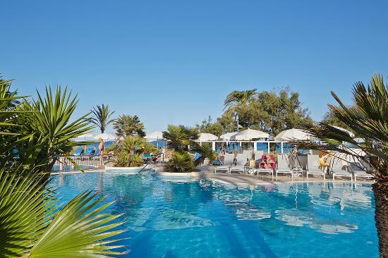 Hotel Sabina: Pool