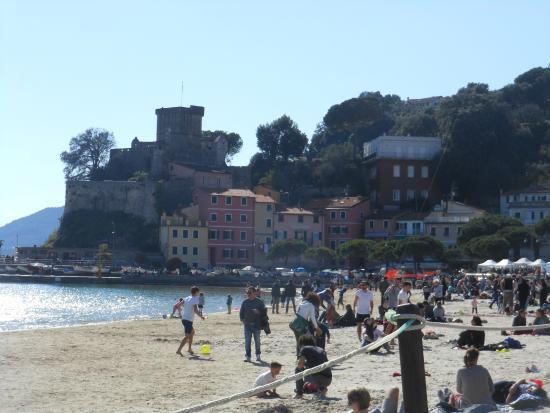 Castello di San Terenzo: Il castello