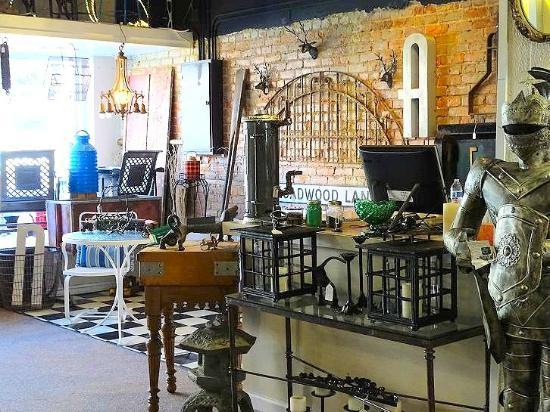 Big Oak Restoration Antiques