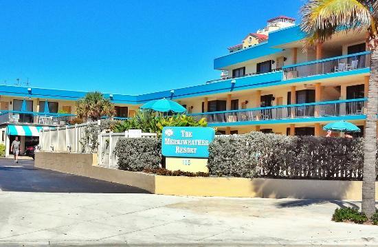 The Merriweather Resort: Front