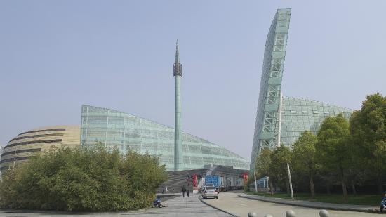 河南艺术中心艺术馆