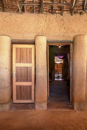 Casamance, Senegal: Entrada habitaciòn