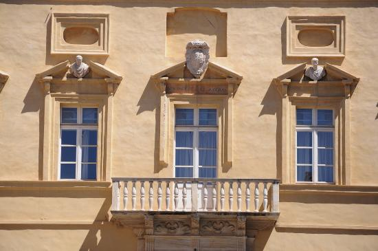 Biella, İtalya: palazzo