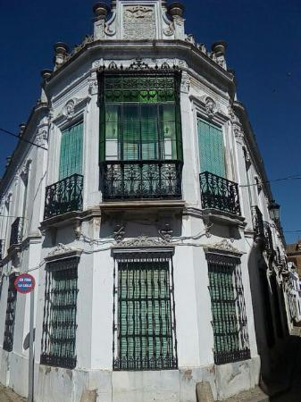 Palacio de los Condes de Torrepilares: Casa señorial