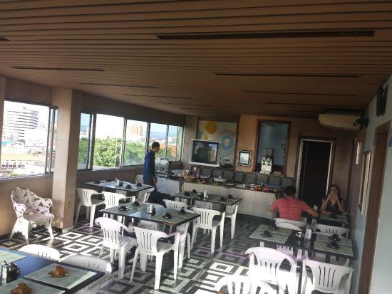 Sombra Palace Hotel: Salão do Café da Manhã