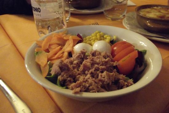 Carillon: mega insalata